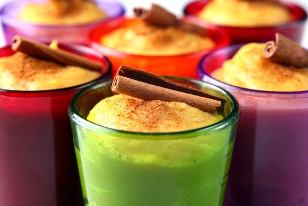Festa junina: curau de copinho - receita do Studio Gourmet Unilever