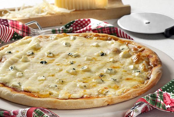 pizza quatro queijos umami