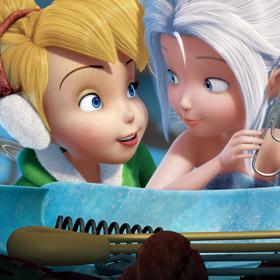Tinker Bell O Segredo dasFadas