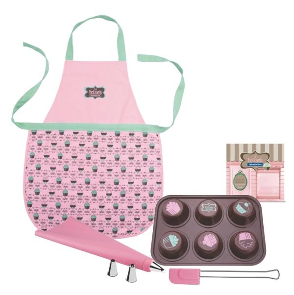 Kit para cupcake da linha Pasticceria - Tramontina