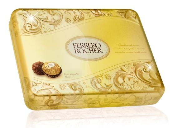 Lata Ferrero Rocher